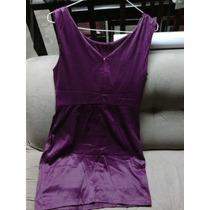 Vestido Color Vino Talla Xl