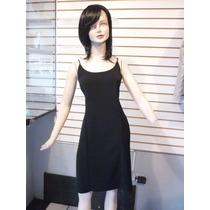 Terno De Mujer - Vestido Y Chaqueta - Color Negro