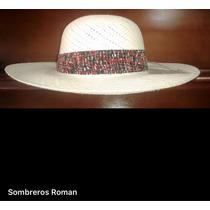 Sombrero De Paja Toquilla Para Mujer Toda Talla Nuevos