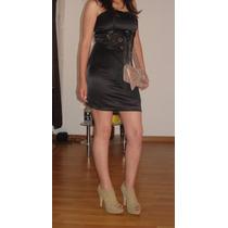 Vestido Victoriazone Italiano Talla S Moda 2015 **oferta