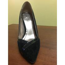 Zapatos Negros Cerrados Qupid (talla 8.5)