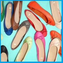 Zapatos Bailarinas Marca H&m