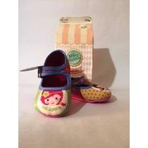 Zapatos Baby Chocolaticas Mejores Amigas