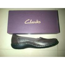 Zapatos Clarks De Dama Original Y Nuevo Talla 38.5