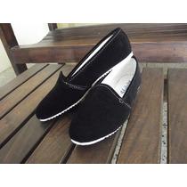 Zapatillas Color Negro