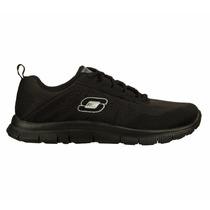 Zapatos Skechers Flex Appeal Para Damas 11729-bbk