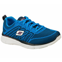 Zapatos Skechers Para Damas Equalizer 12029-blu