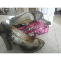 Nuevos Zapatos Altos Complot #39