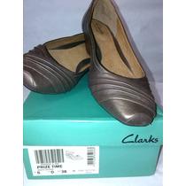 Zapatos Clarks Para Dama Talla 38