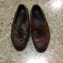 Zapatos Sebago Docksides De Dama 6 Usa O 24 Cms