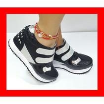 Calzado Para Dama Tipo Botin, Hechos En Colombia - A La Moda