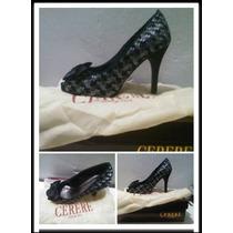 Zapatos Cerere De Dama Talla 37