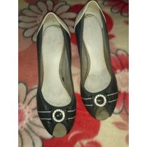 Zapatos Tommy Hilfiger Originales Par Damas Elegantes Usados