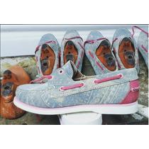 Zapatos Tipo Náuticos Coquimba Murdans Sevago