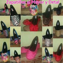Zapatillas Toreritas Para Damas Y Jovencitas