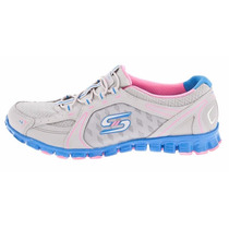 Zapatos Skechers Para Damas Relaxed Fit 22631-gybl