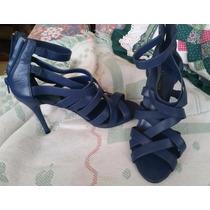 Zapatos Marca Zara Talla 37-usados Sin Detalle -casi Nuevos