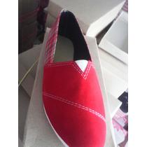 Zapatillas Tipo Cocuizas Para Damas