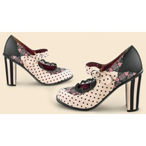Zapatos Hot Chocolate Design Doble Topping Doris Talla 39