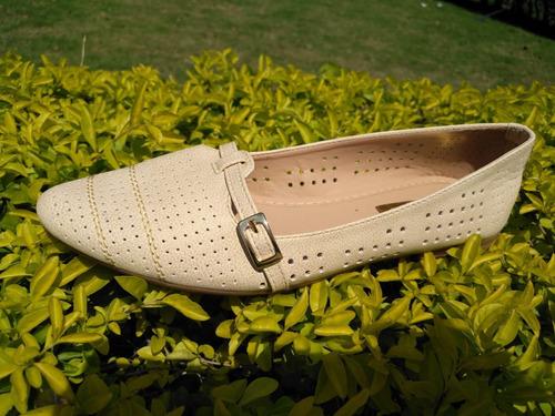 mujer zapato baletas