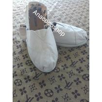 Zapatos Tipo Toms Cocuizas Talla 38