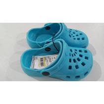 Cholas Tip Crocs Para Niñas Y Niños Bellisimas 24 A La 29