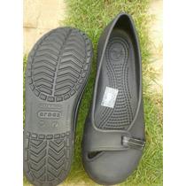 Zapatillas Crocs Originales W5, Usadas Solo 1 Vez