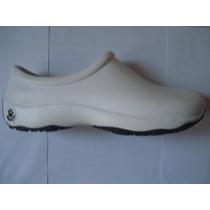 Zapatos Blanco Dawgs Para Chef Medicos Enfermeras Talla 42