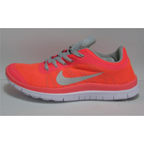 Zapatos Nike Free Mayor Y Detal