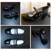 Zapatos De Flamenco. Nuevos. Somos Fabricantes