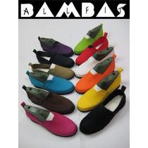 Bambas Allfit, Calzado Babucha Alpargata Zapato Cocuiza
