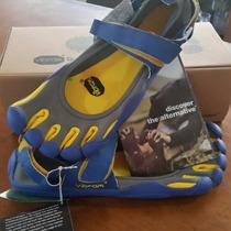Zapatos Vibram Fivefingers Deditos Nuevos Pero Con Detalles