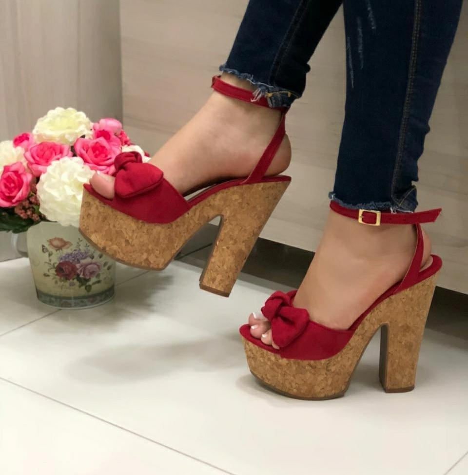 64327e3c mujeres damas calzado plataforma sandalia fabricante zapatos. Cargando zoom.