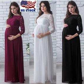 31d9f33d3 Alquiler Vestido De Novia Para Embarazada - Vestidos de Mujer en ...