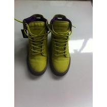 Zapatillas Supra 100% Originales Verde Mujer