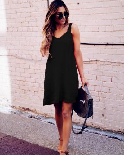 Fotos de mujeres con mini vestidos