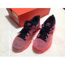 Nike Flyknit Max Para Mujer Talla 7us / 38 Adidas Converse