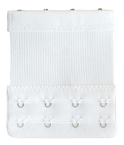 mujeres sostén extensor 4 gancho 2 filas elástico ajustabl