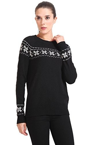 mujeres turtle neck knit manga larga slim fit suéter pequ...