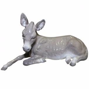 mula de porcelana lladró