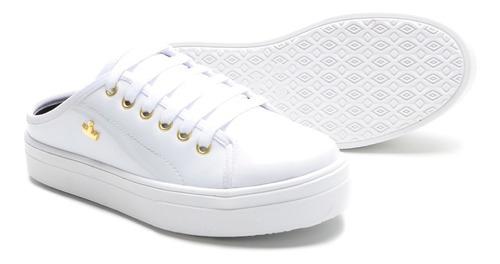 mule babuch feminino lançamento 2019 gts tênis sapatilhas