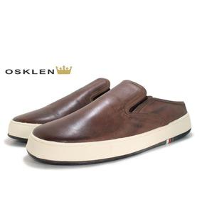 702edbe77 Slipper Sapato Mocassim Em Couro Masculino Osklen - Sapatos no ...