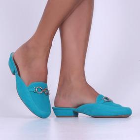 0a4beea27 Sapato Debutante Azul Tiffany no Mercado Livre Brasil