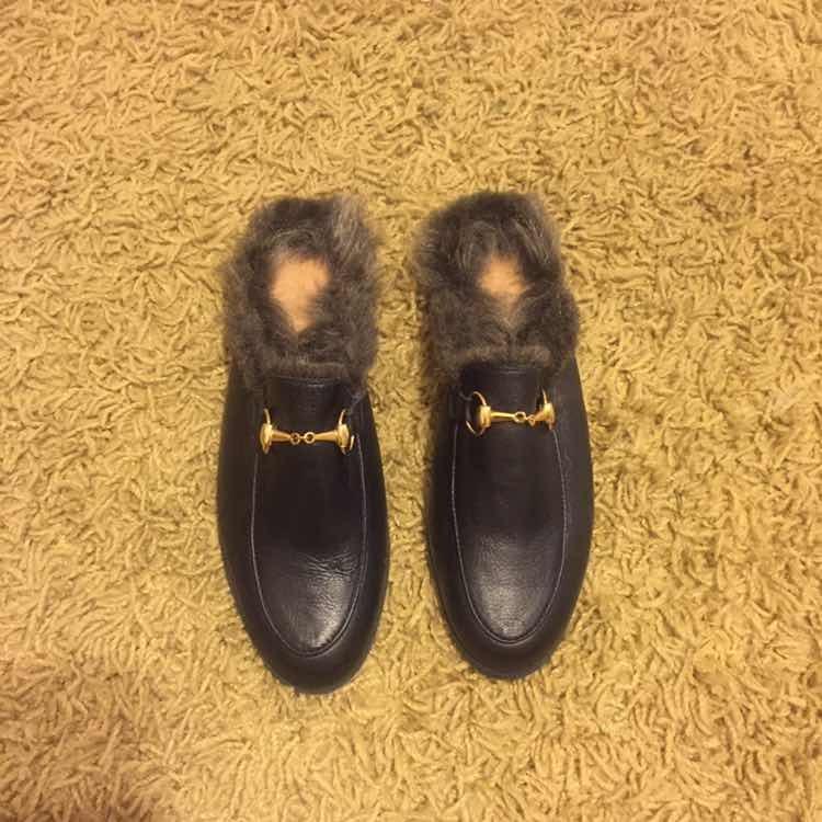 a89f5748d40 Mule slipper  princetown  Gucci Inspired - R  179