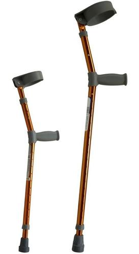 muletas canadienses ajustables de altura