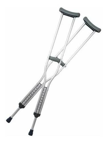 Muletas De Aluminio Ortopedicas - $ 699.00 en Mercado Libre
