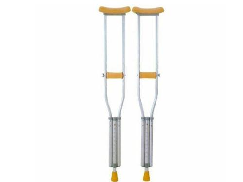 muletas de aluminio ultra liviana regulables en altura
