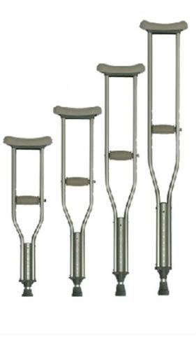 muletas (infantil,chica,mediana y grande) axilares aluminio