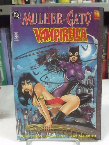 mulher gato vampirela