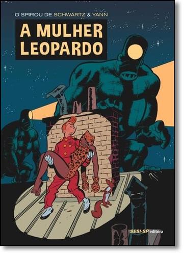 mulher leopardo, a